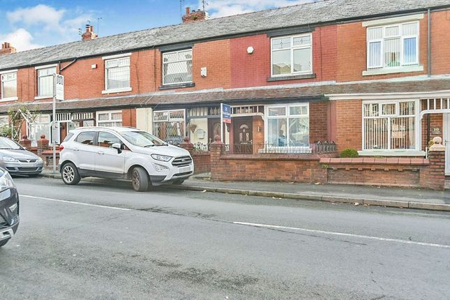 2 bed terraced house to rent in Lodge Lane, Hyde, Cheshire SK14