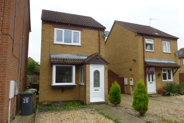 Thumbnail Property to rent in Summerfield Drive, Sleaford, Lincolnshire