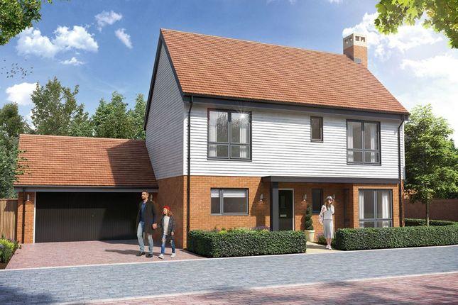 Thumbnail Detached house for sale in Chilmington Gate, Chilmington Avenue, Ashford