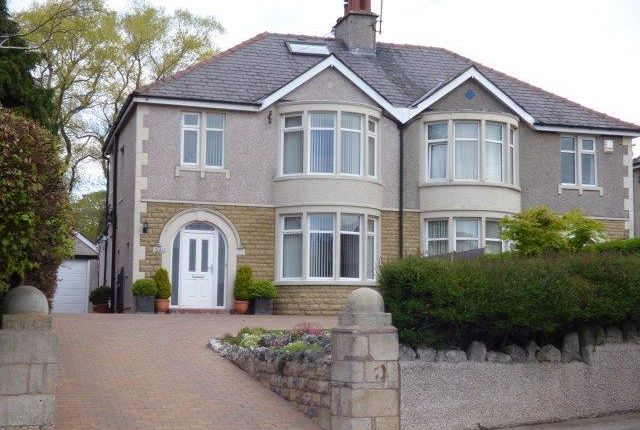 Thumbnail Semi-detached house for sale in Torrisholme Road, Lancaster