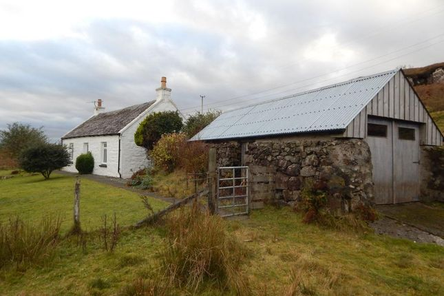 Thumbnail Cottage for sale in Prabost, Skeabost, Isle Of Skye