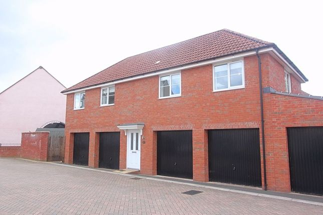 2 bed property to rent in Wheat Field Lane, Cranbrook, Exeter EX5