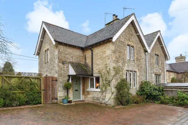 Thumbnail Cottage for sale in Great Rollright, Oxfordshire