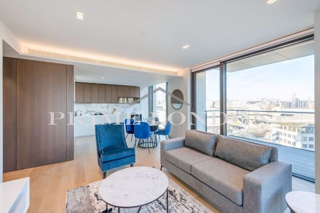 2 bed flat to rent in Thirty Casson Square, Southbank Place, Waterloo SE1