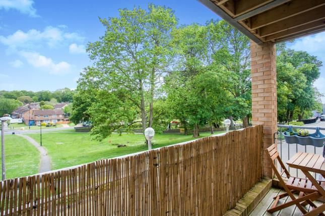 Balcony of Mansfield Park Street, Southampton SO18