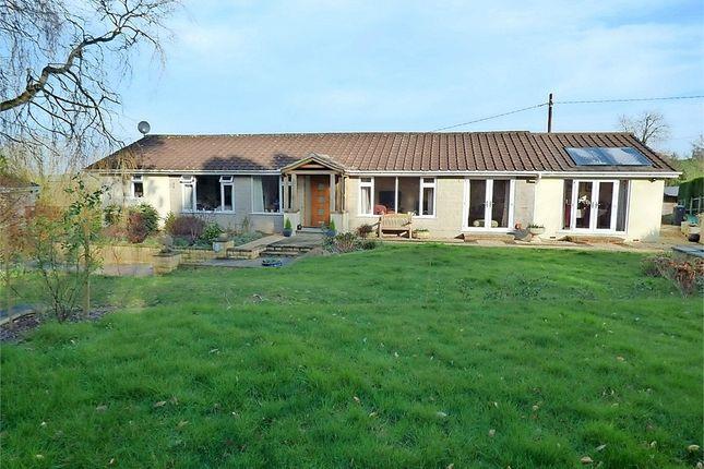 Thumbnail Detached bungalow for sale in Longdown, Exeter, Devon