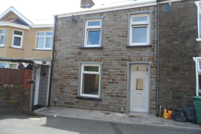 Thumbnail Terraced house for sale in Railway Terrace, Penrhiwceiber, Mountain Ash