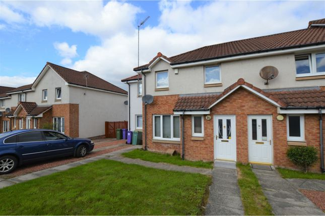 Thumbnail Semi-detached house for sale in Queenslie Street, Glasgow