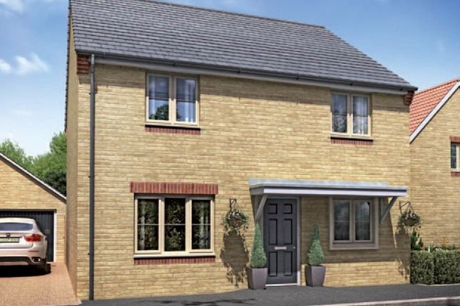 Thumbnail Terraced house for sale in Rockingham Gate, Priors Hall Park, Weldon, Corby