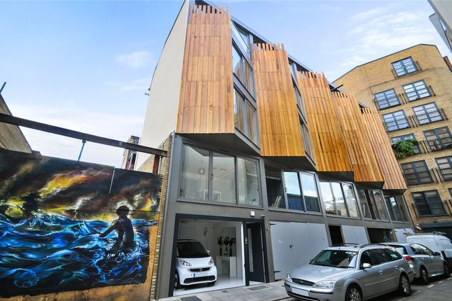Thumbnail Terraced house for sale in 16-20 Dereham Place, Shoreditch, London