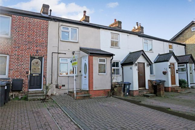 Thumbnail Terraced house to rent in Dunmow Road, Bishop's Stortford