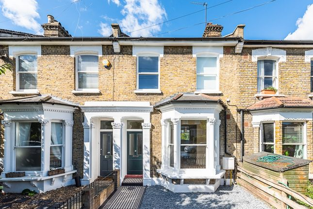 Thumbnail Terraced house to rent in Lacon Road, London