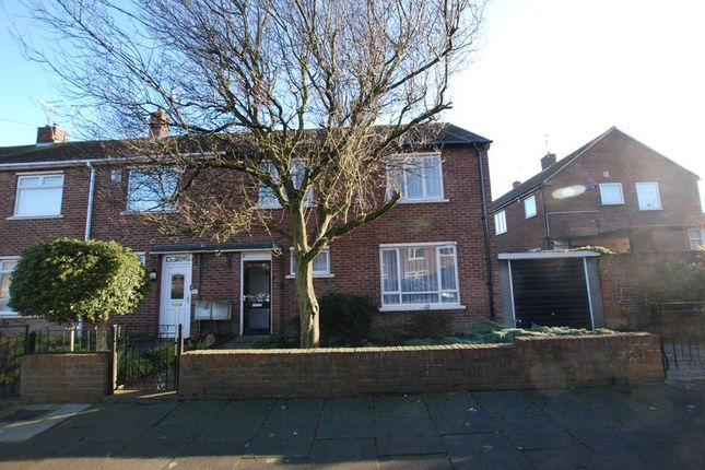 Thumbnail Property for sale in Eshott Close, Gosforth, Newcastle Upon Tyne