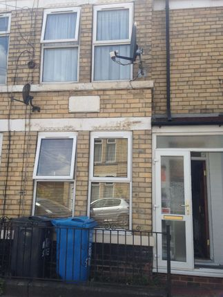 2 bed terraced house to rent in Hardy Street, Hull HU5