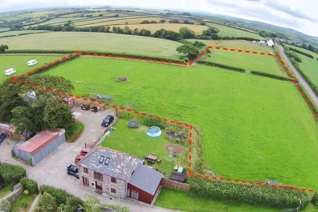 Thumbnail Equestrian property for sale in Boyton, Devon