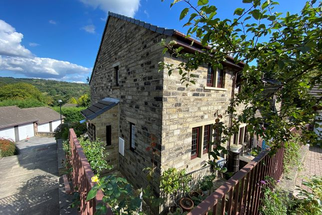 2 bed cottage for sale in St Marys Mews, Honley, Holmfirth HD9