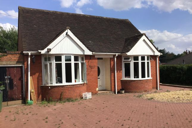 Thumbnail Bungalow for sale in Ashley Road, St. Georges, Telford