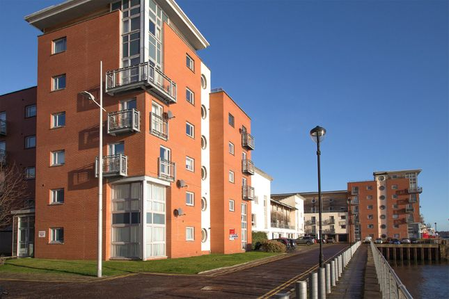 Thumbnail Flat to rent in Thorter Row, Dundee
