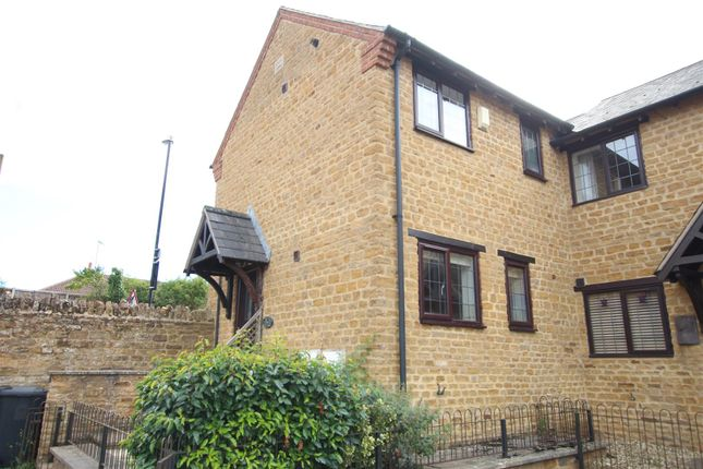 2 bed terraced house to rent in Ashby Gardens, Moulton, Northampton NN3