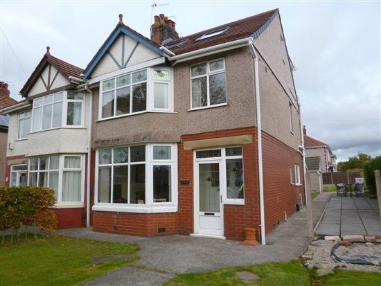 Thumbnail Property for sale in Bare Lane, Morecambe