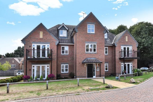 Flat for sale in Frimley, Camberley