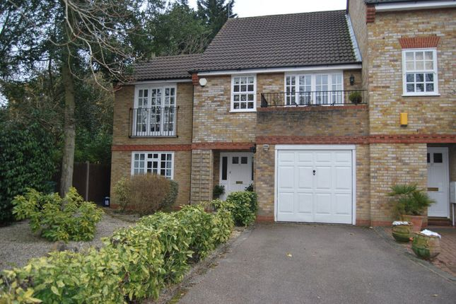 Thumbnail Semi-detached house to rent in Lichfield Close, Barnet, Hertfordshire