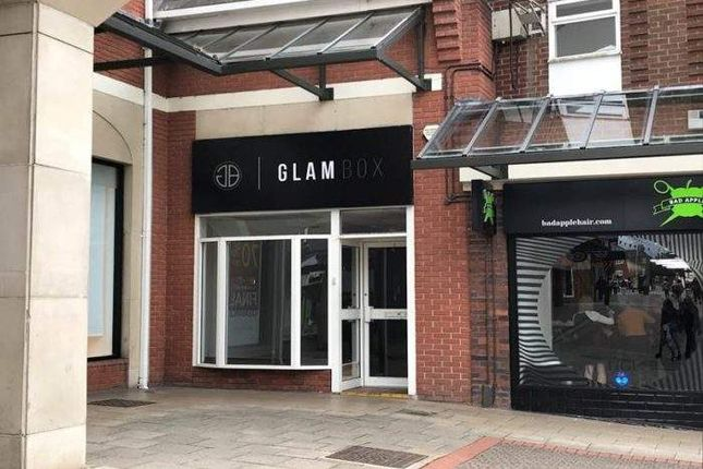 Thumbnail Retail premises to let in 44 Bakers Lane, Three Spires Shopping Centre, Lichfield