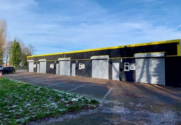 Thumbnail Light industrial to let in Mostyn Road, Holywell, Flintshire