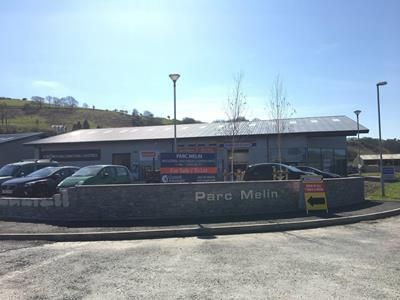 Thumbnail Light industrial to let in Unit 1.1 Parc Melin Trade Park, Glan Yr Afon Industrial Estate, Aberystwyth