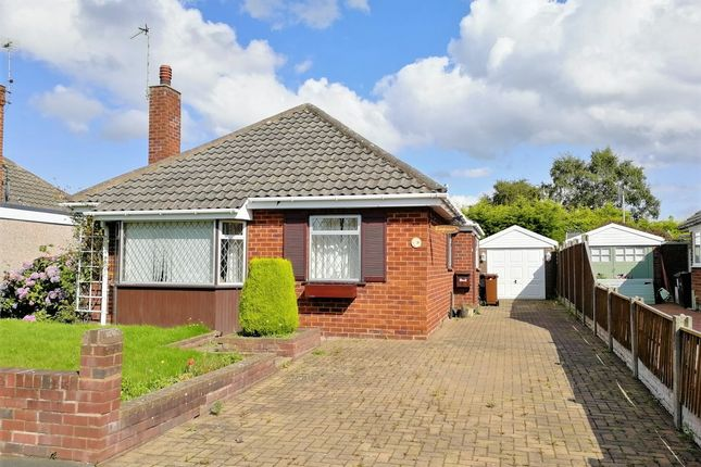 Thumbnail Detached bungalow for sale in Woodlands Drive, Hawarden, Deeside