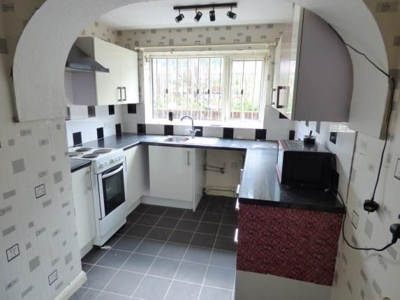 Kitchen of Elgin Crescent, Burnley, Lancashire BB11