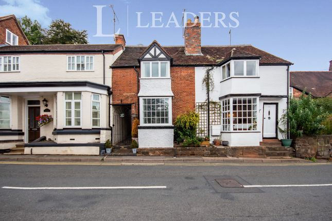 2 bed terraced house to rent in New Street, Kenilworth CV8