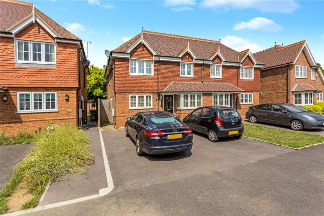 Semi-detached house for sale in Abbey Gate, Bath Road, Taplow, Maidenhead
