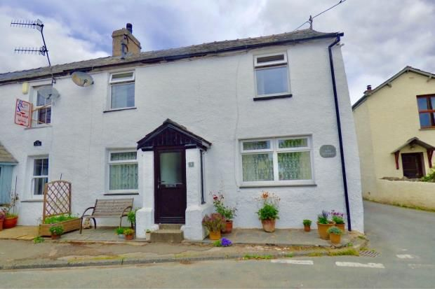 Thumbnail Property for sale in Rose Cottages, Soutergate, Kirkby-In-Furness