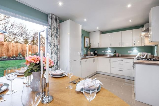 """Moresby Kitchen of """"Moresby"""" at Harland Way, Cottingham HU16"""