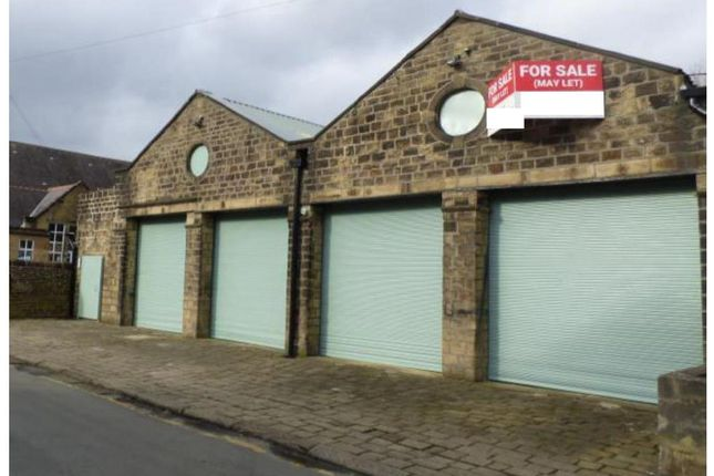 Thumbnail Industrial for sale in Ash Terrace, Bingley