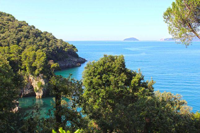 Superb Views of Lerici, La Spezia, Liguria, Italy
