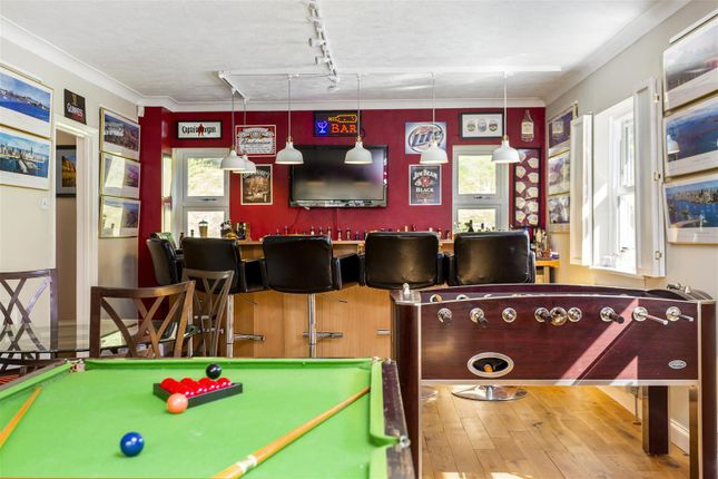 Bar/Games Room of The Glade, Kingswood, Tadworth KT20