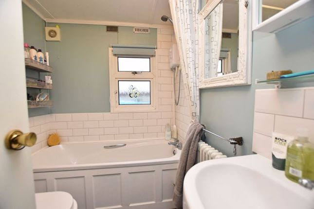 Bathroom of Tregatillian Homes Park, Tregatillian, St. Columb TR9