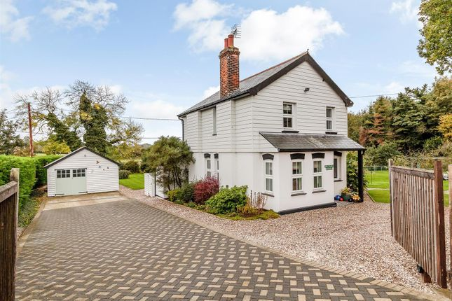 Thumbnail Detached house for sale in Roxwell Road, Writtle, Chelmsford