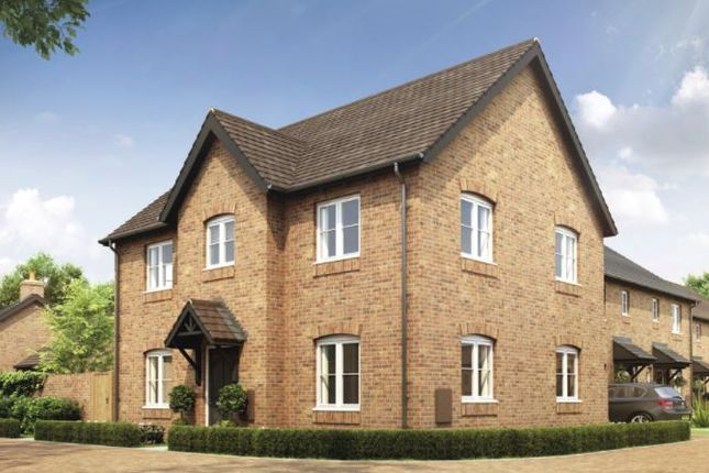 Thumbnail Detached house for sale in Armscote Road, Newbold-On-Stour, Warwickshire
