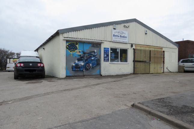 Thumbnail Business park for sale in Pinfold Lane Industrial Estate, Bridlington