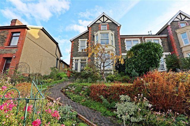 Thumbnail End terrace house for sale in Merthyr Road, Pontypridd, Rhondda Cynon Taff