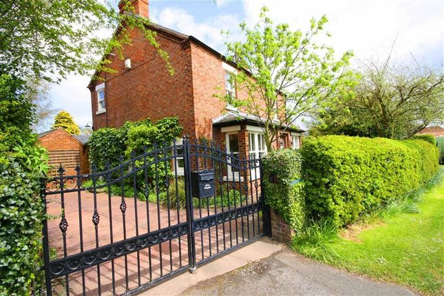 Thumbnail Detached house for sale in Top Pasture Lane, North Wheatley, Nottinghamshire