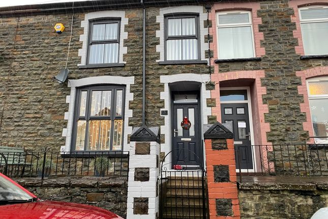 Thumbnail Terraced house for sale in Institute Place, Tonypandy -, Tonypandy