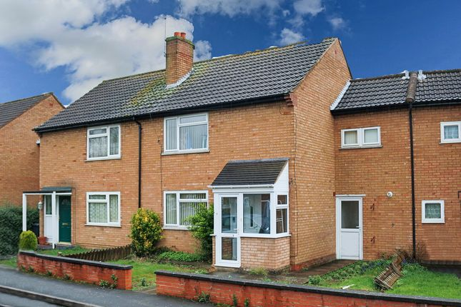 Thumbnail Terraced house for sale in Allendale Crescent, Studley