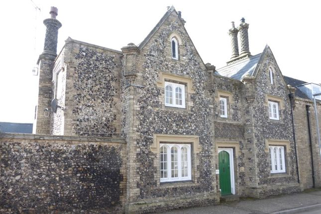 Thumbnail Flat for sale in Gothic House, Old Market Street, Thetford, Norfolk