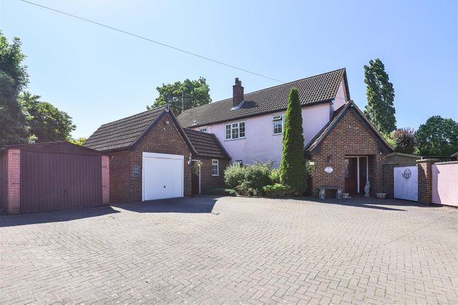 Thumbnail Detached house for sale in Chapel End, Sawtry, Huntingdon