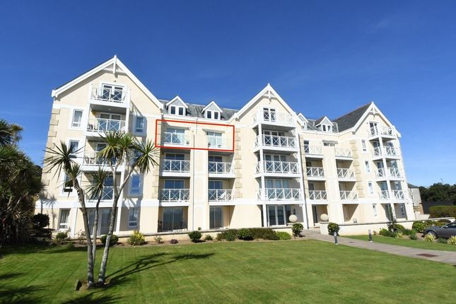 Thumbnail Flat for sale in Cliff Road, Falmouth
