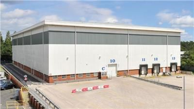 Thumbnail Light industrial to let in Everest, Barton Dock Road, Manchester, Greater Manchester